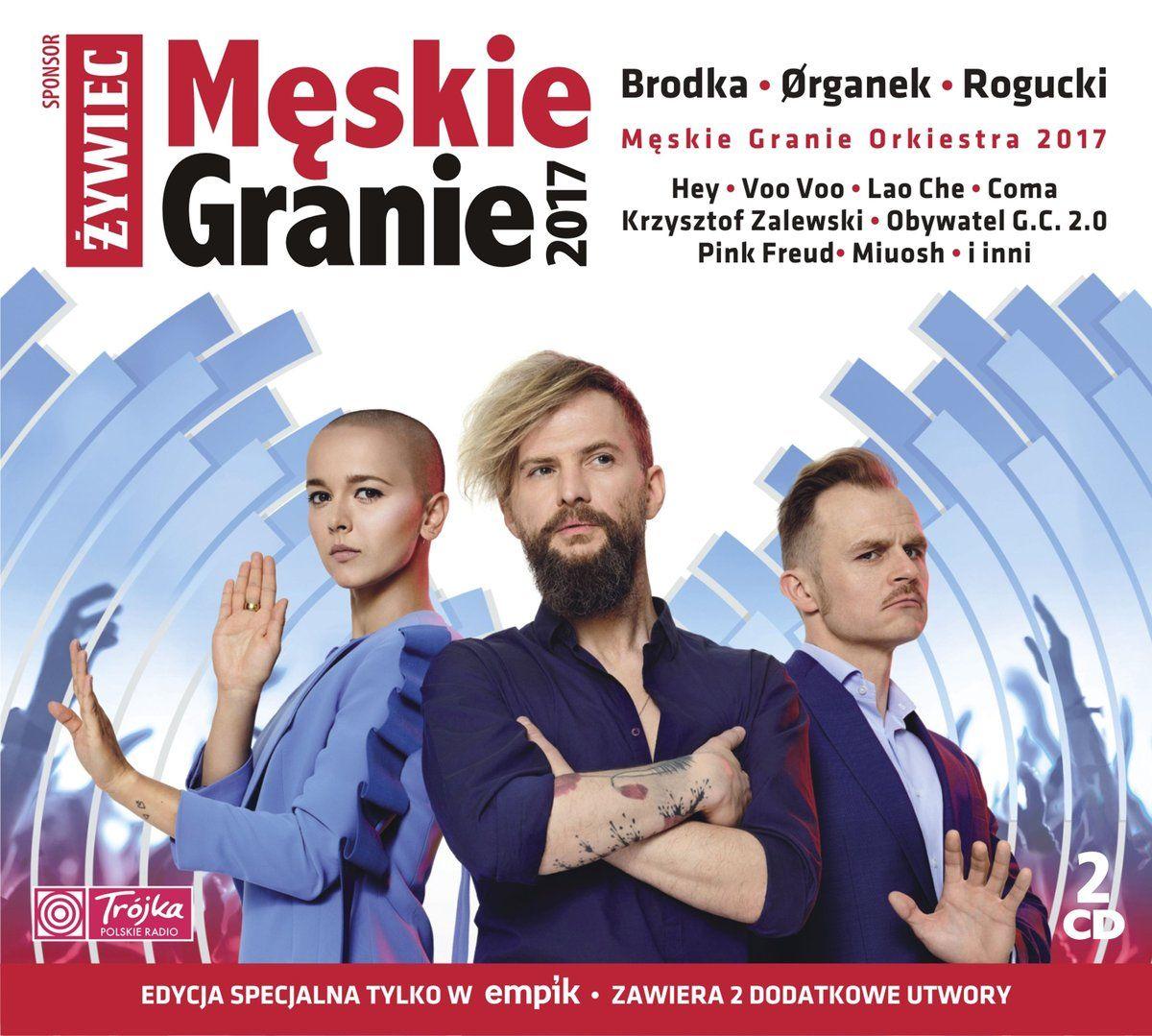 Various Artists - Męskie Granie 2017 album cover