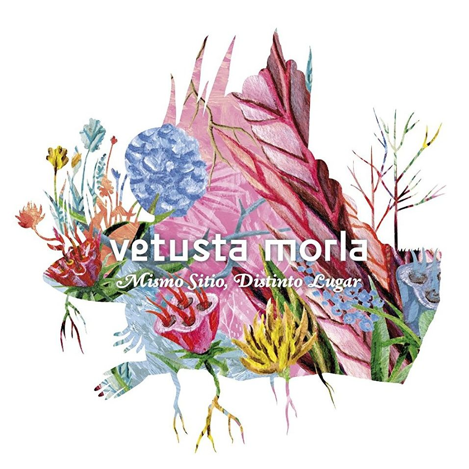 Vetusta Morla - Mismo Sitio, Distinto Lugar album cover