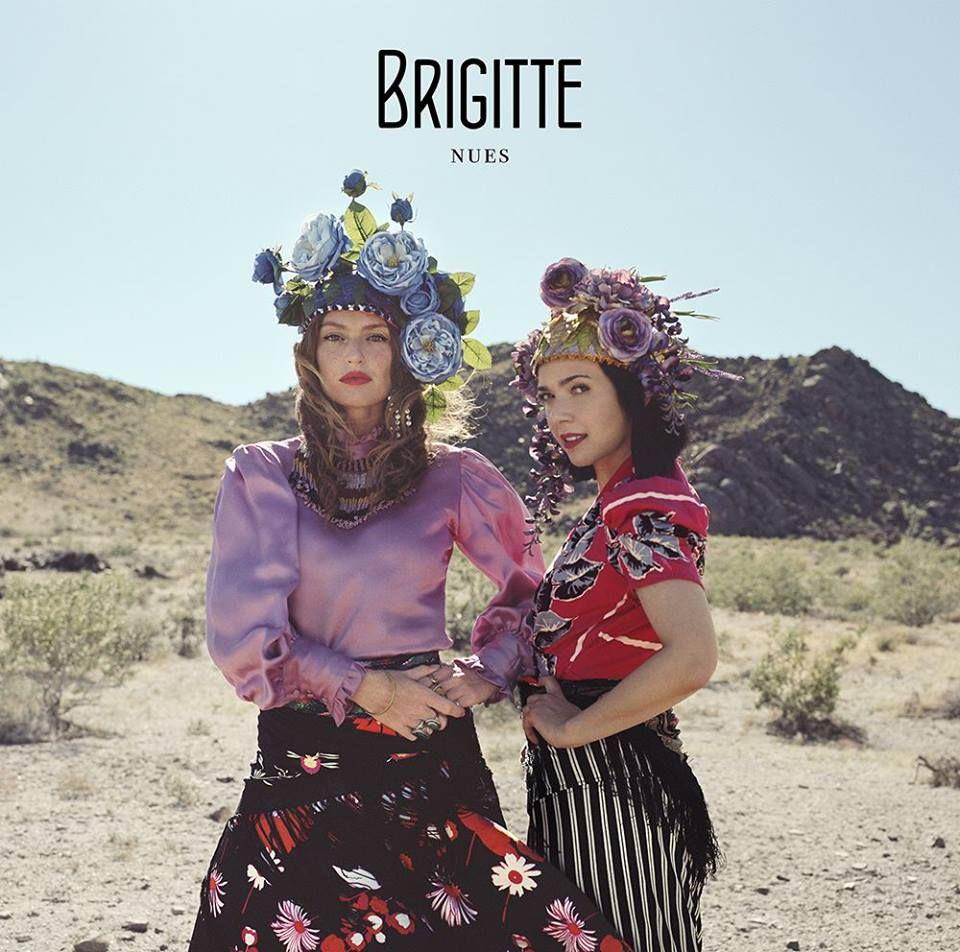 Brigitte - Nues album cover