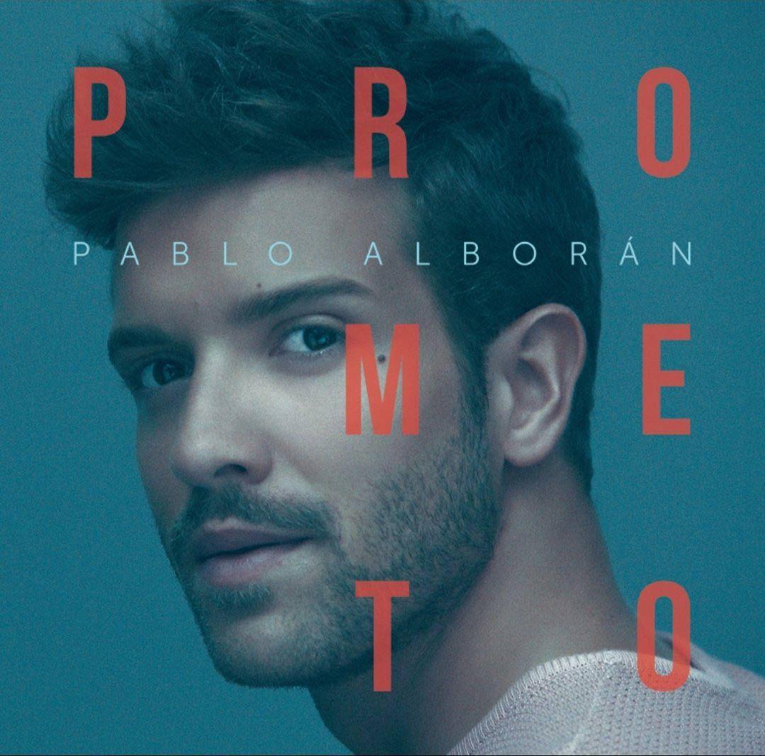 Pablo Alboran - Prometo album cover