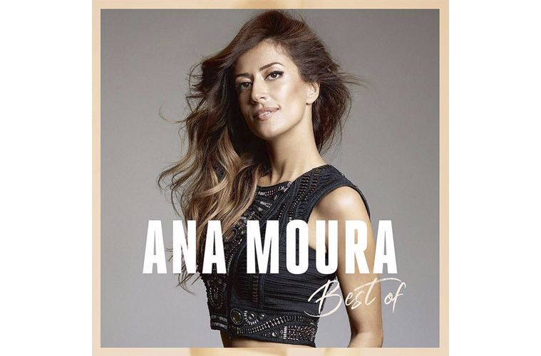 Ana Moura - Best Of album cover
