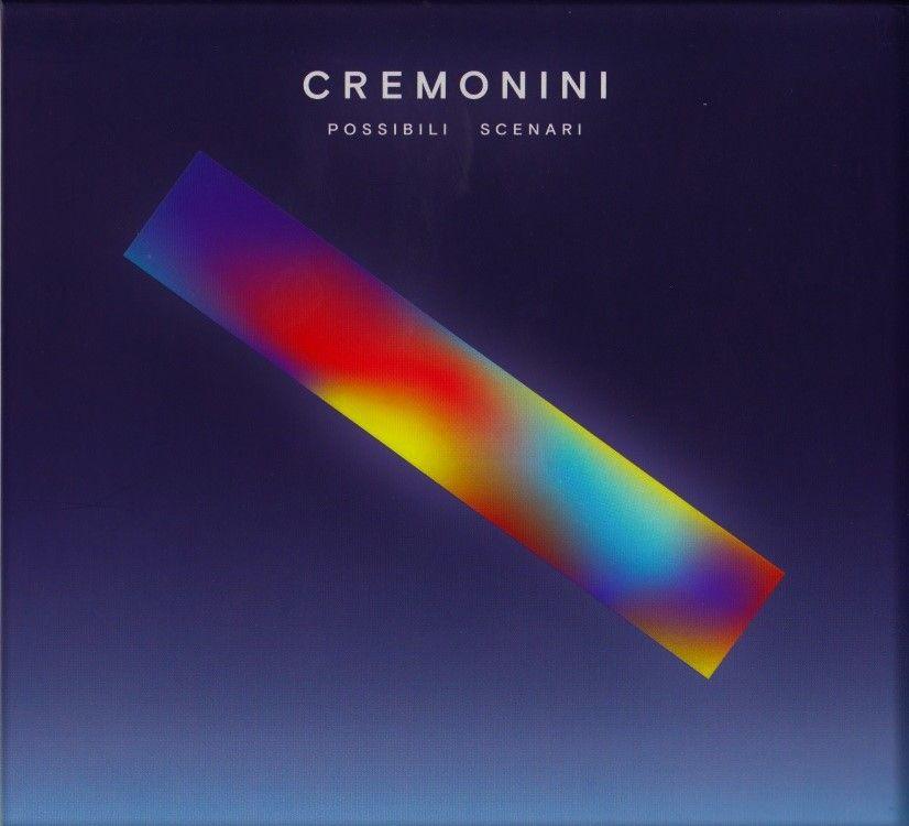 Cesare Cremonini - Possibili Scenari album cover