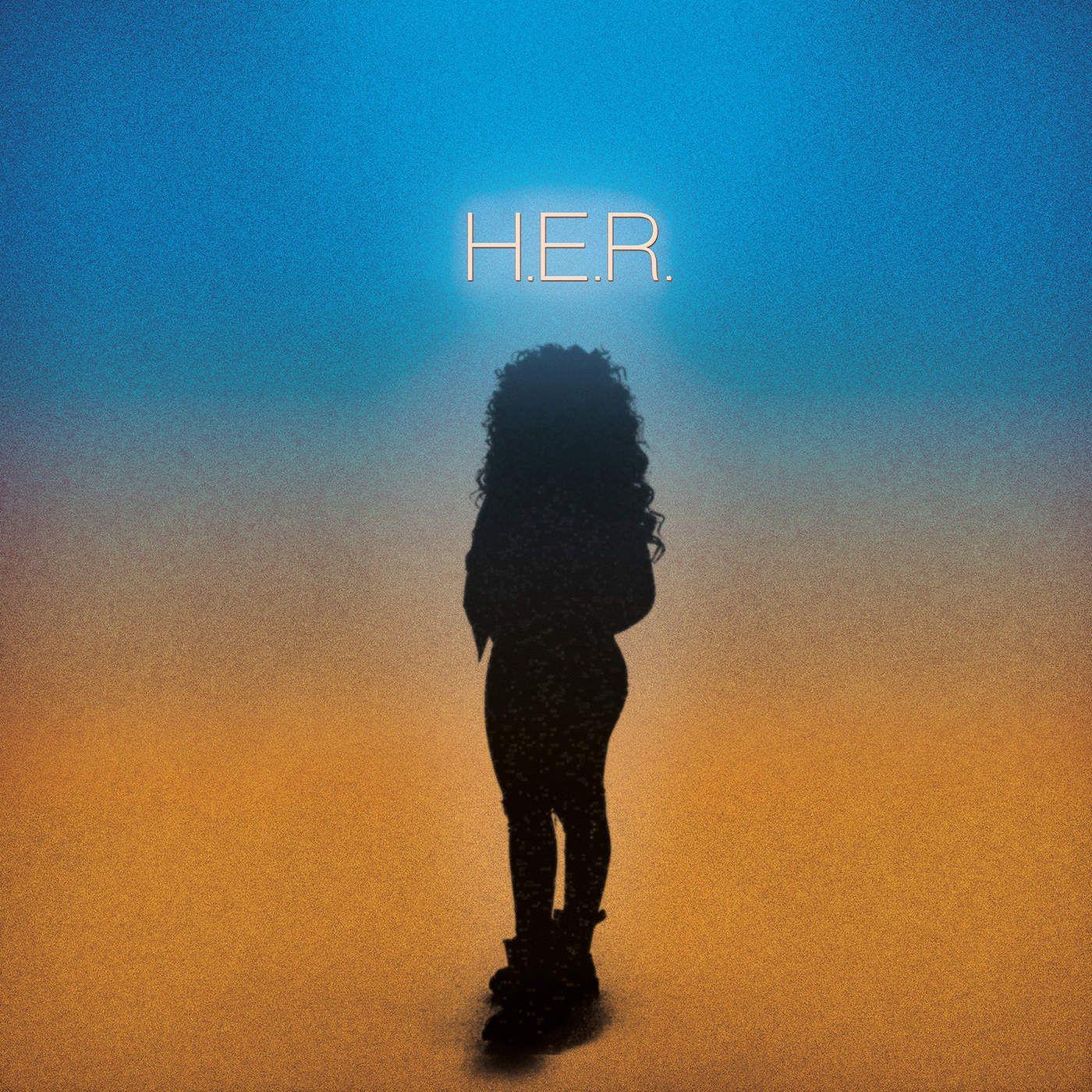 H.E.R. - H.e.r. album cover