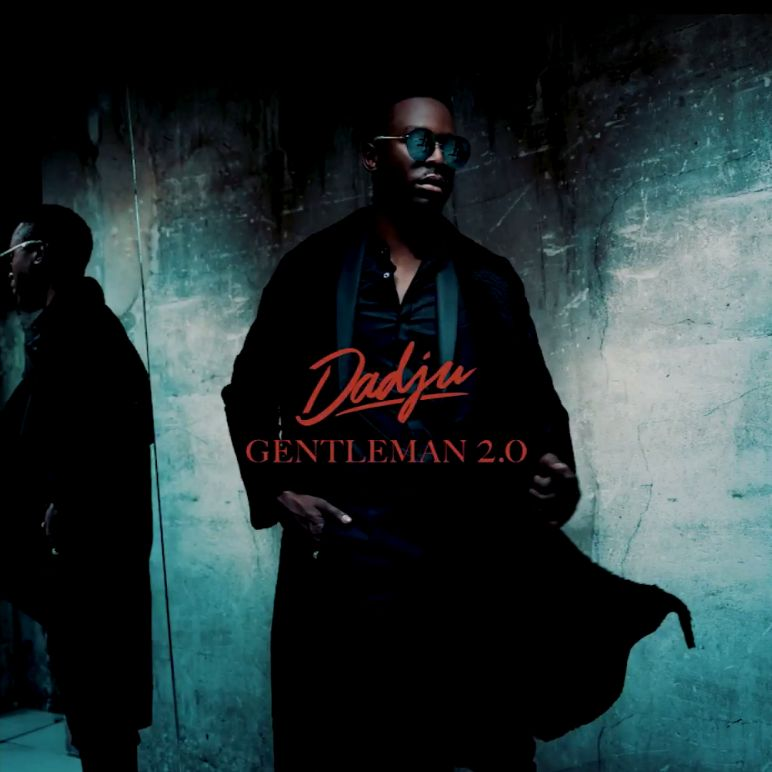 Dadju - Gentleman 2.0 album cover
