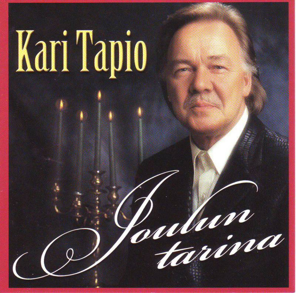 Kari Tapio - Joulun Tarina album cover