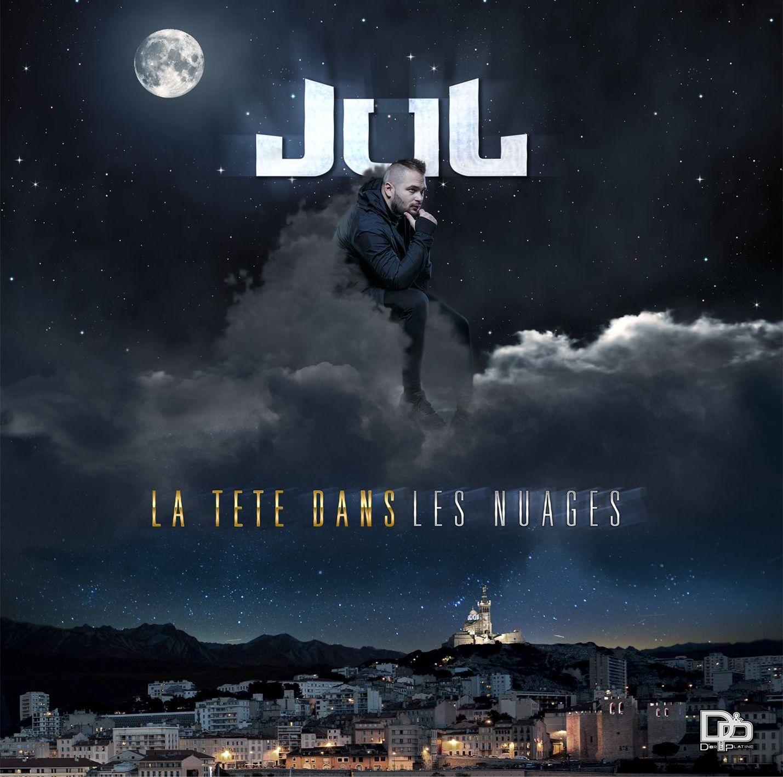 Jul - La Tête Dans Les Nuages album cover