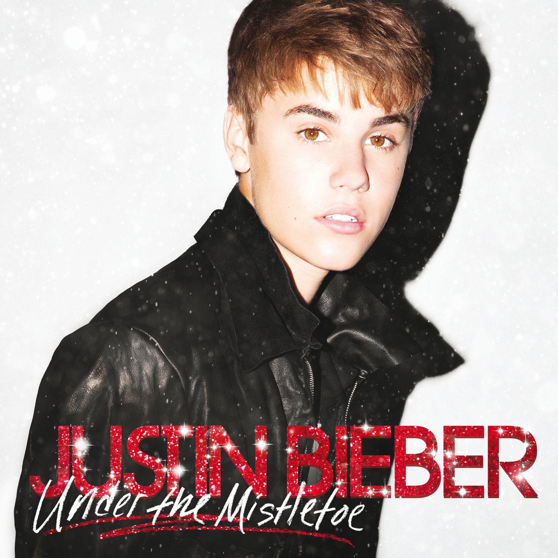 Justin Bieber - Under The Mistletoe (deluxe Edition) album cover