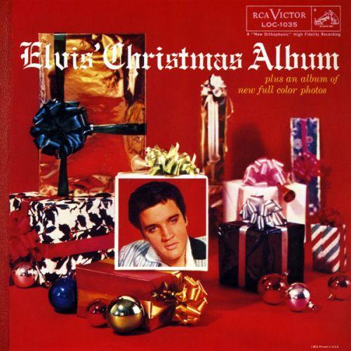 Elvis Presley - Elvis' Christmas Album album cover