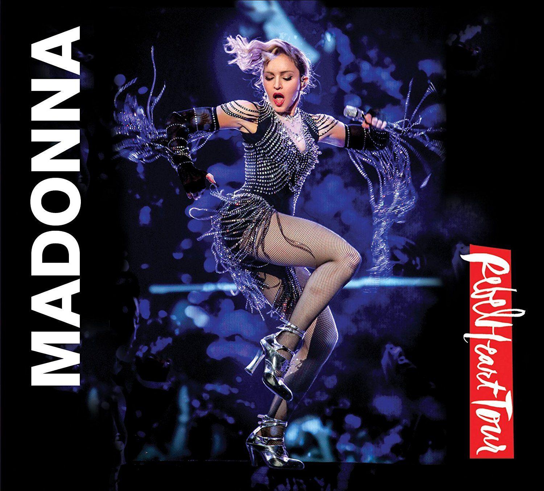 Madonna - Rebel Heart Tour album cover