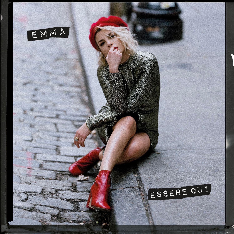 Emma - Essere Qui album cover