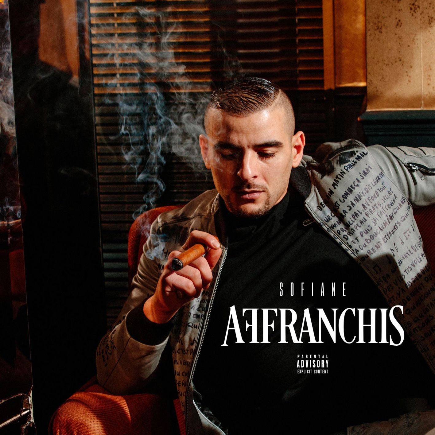 Sofiane - Affranchis album cover