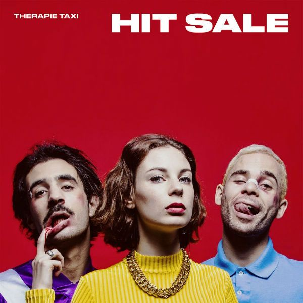 Therapie Taxi - Hit Sale album cover