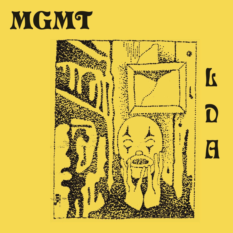 MGMT - Little Dark Age album cover