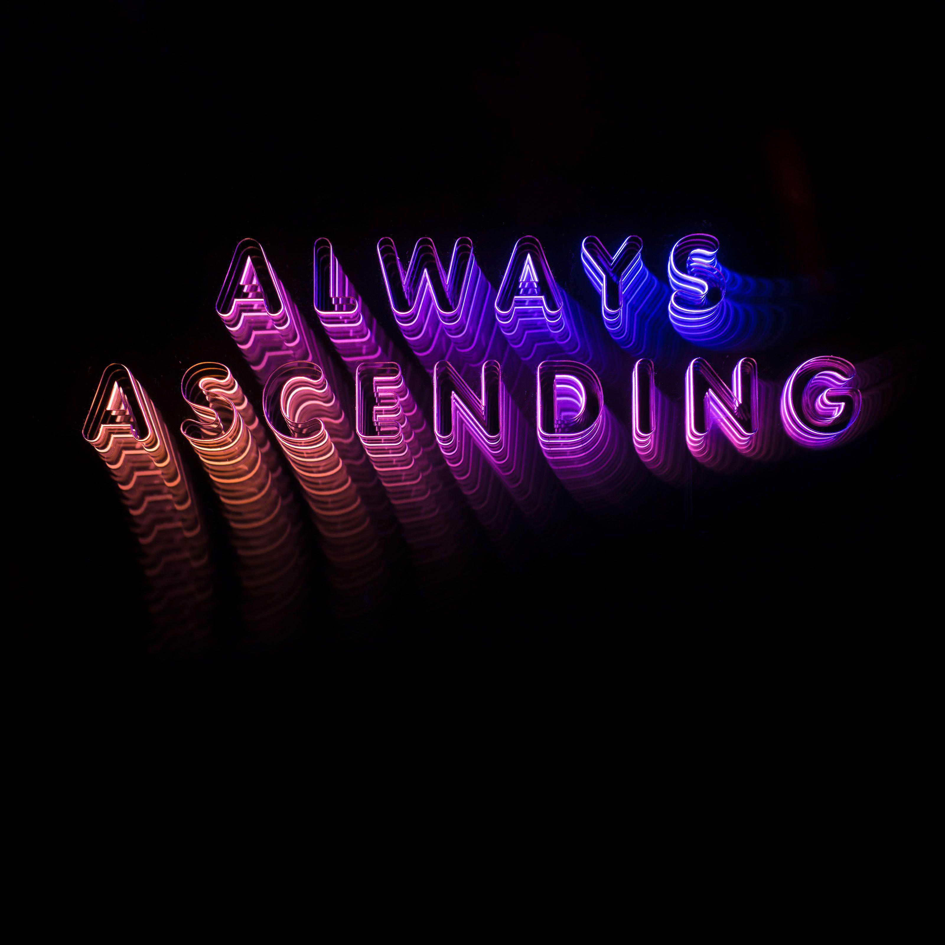 Franz Ferdinand - Always Ascending album cover