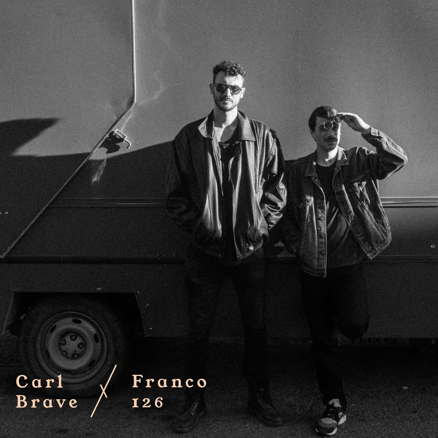 Carl Brave X Franco 126 - Polaroid 2.0 album cover