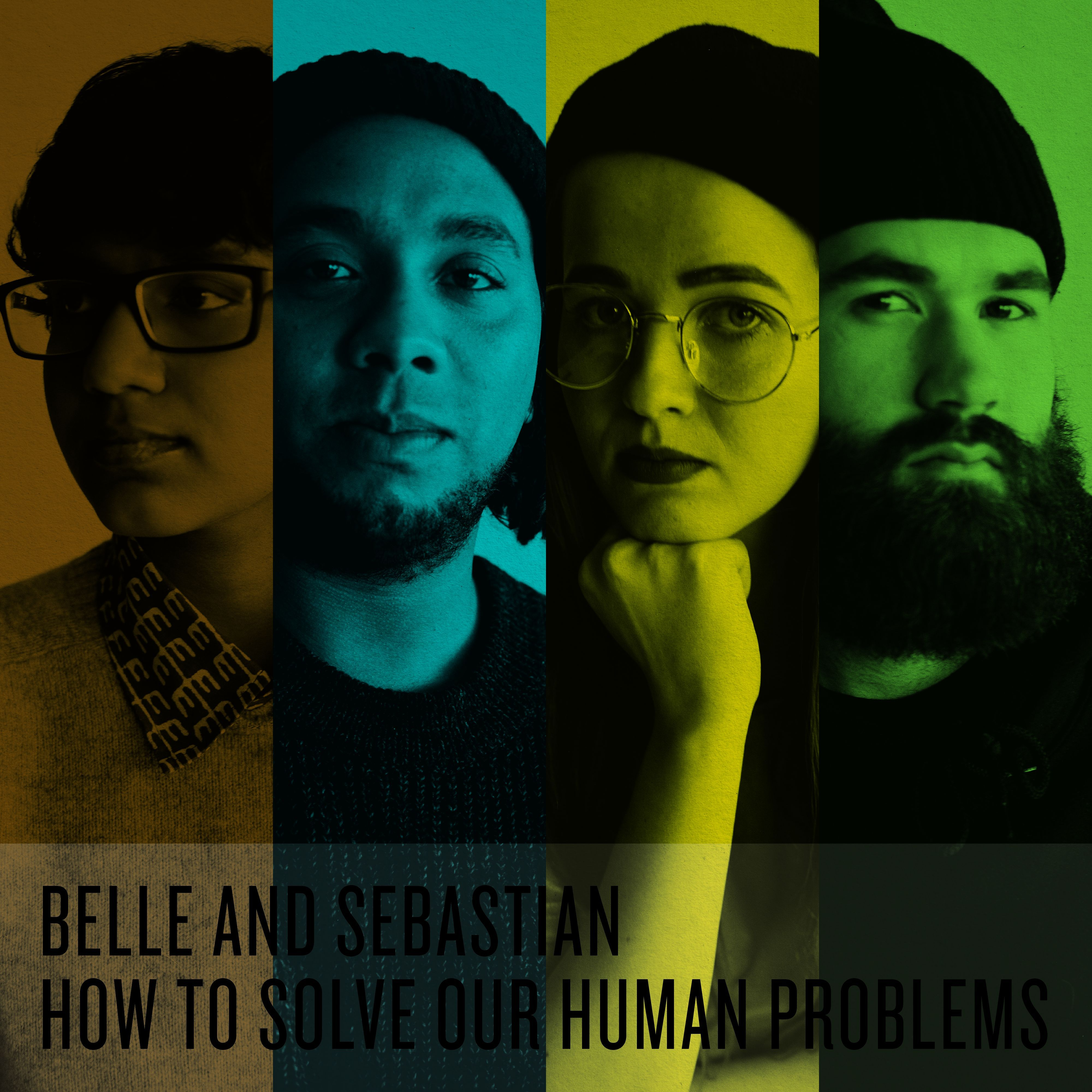 Belle And Sebastian - How To Solve Our Human Problems album cover