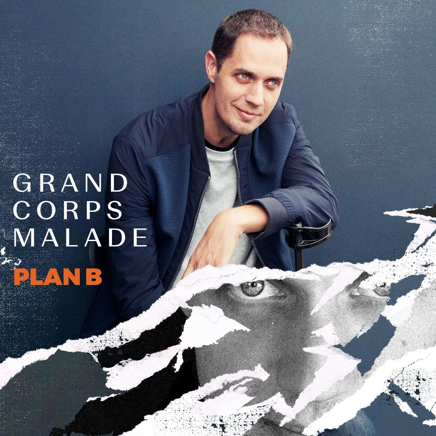 Grand Corps Malade - Plan B album cover
