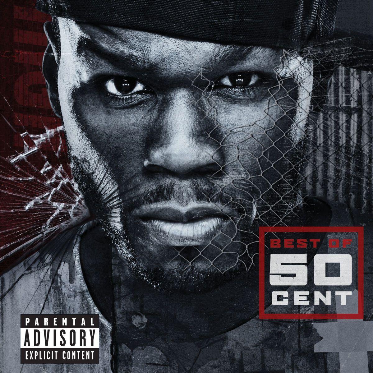 50 Cent - Best Of album cover