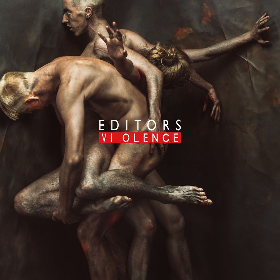 Editors - Violence album cover