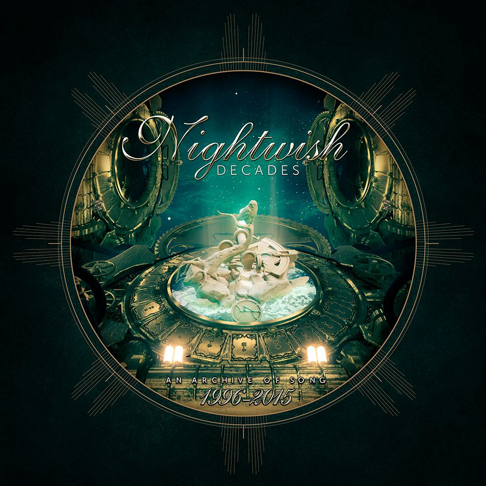 Nightwish - Decades album cover