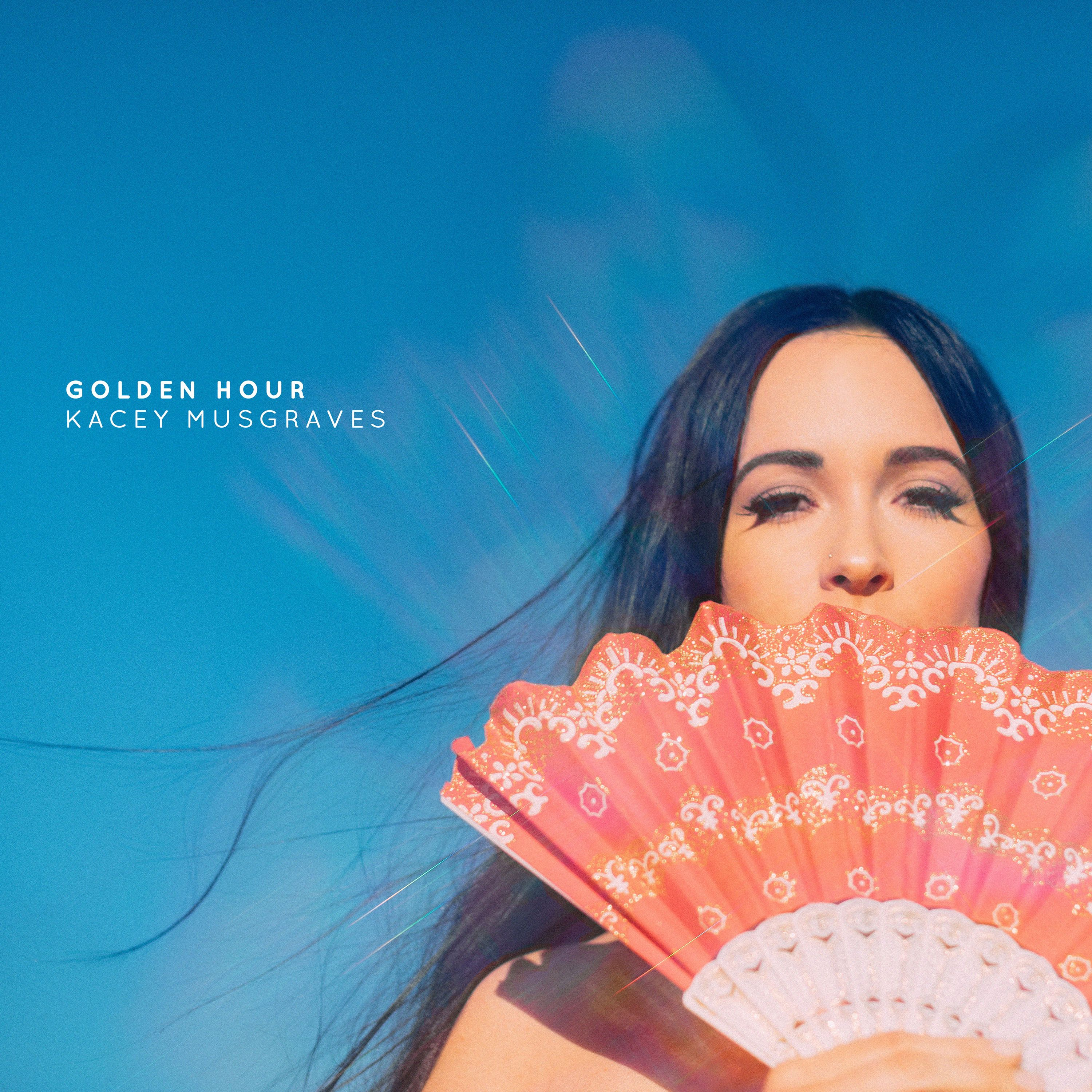 Kacey Musgraves - Golden Hour album cover