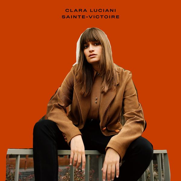 Clara Luciani - Sainte Victoire album cover