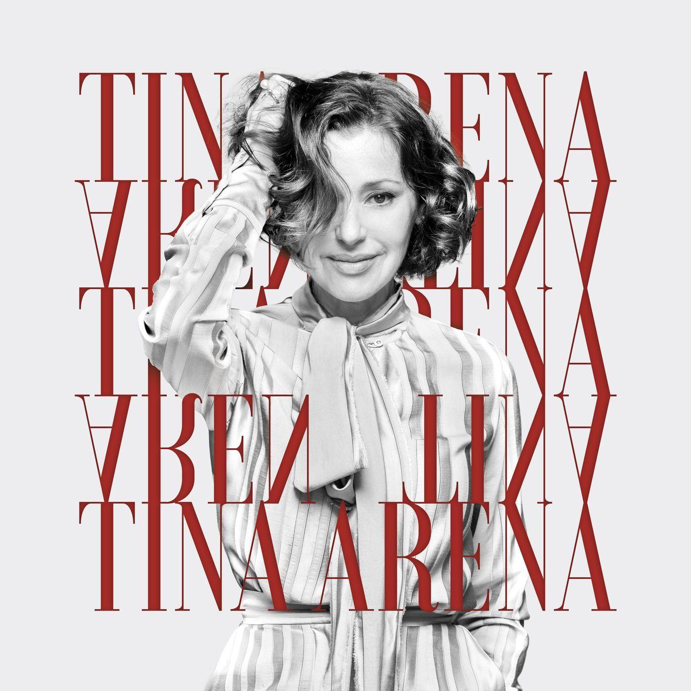 Tina Arena - Quand Tout Recommence album cover