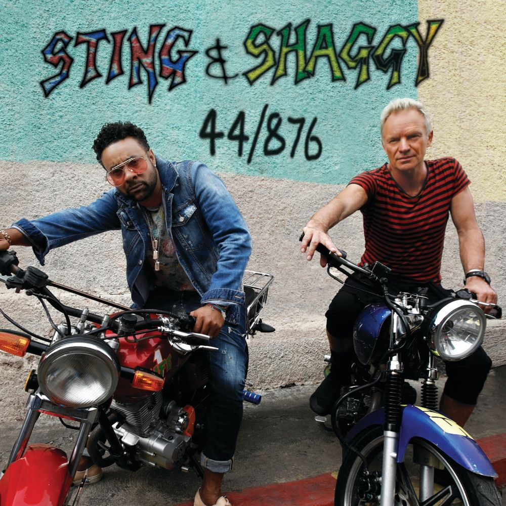 Sting - 44 / 876 album cover