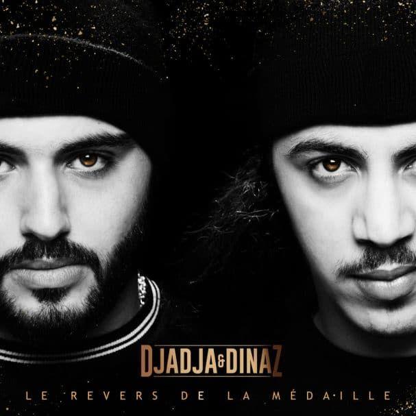 Djadja - Le Revers De La Médaille album cover