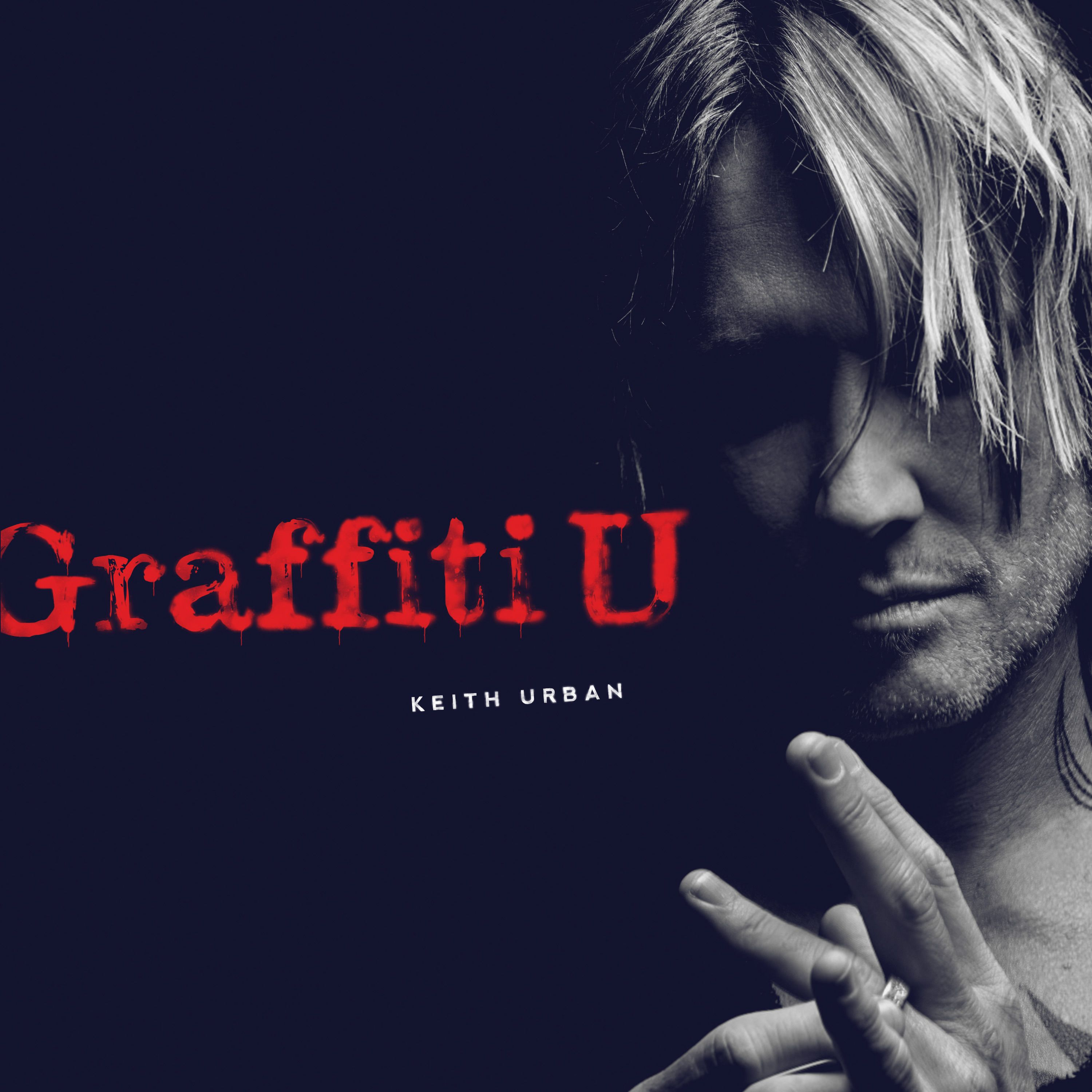Keith Urban - Graffiti U album cover