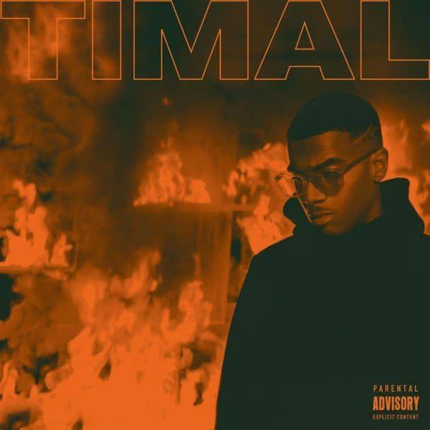 Timal - Trop Chaud album cover