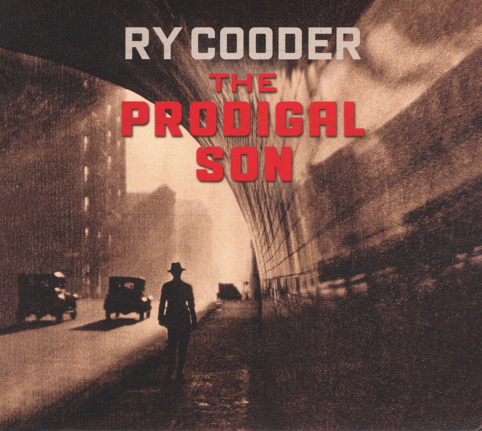 Ry Cooder - The Prodigal Son album cover