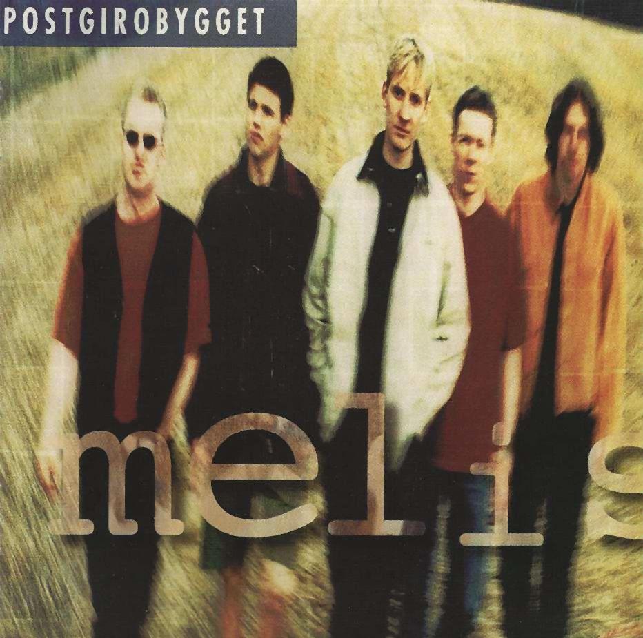 Postgirobygget - Melis album cover