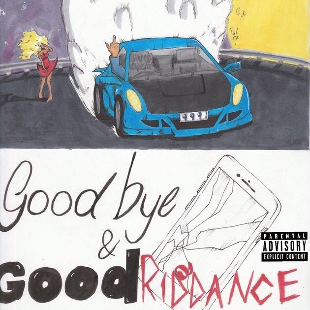 Juice WRLD - Goodbye & Good Riddance album cover