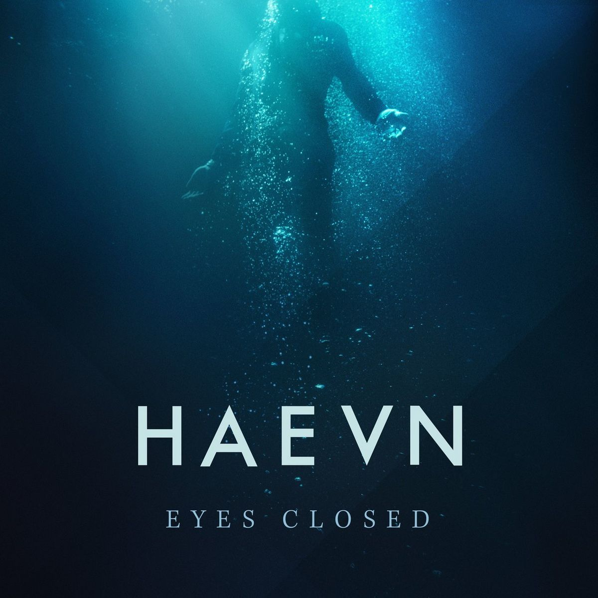 Haevn - Eyes Closed album cover