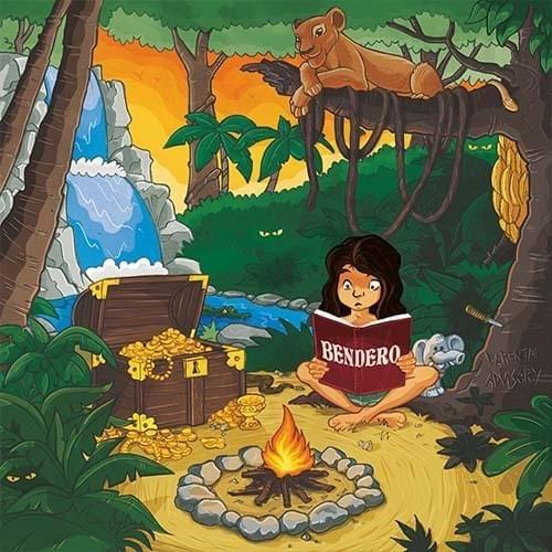 Moha La Squale - Bendero album cover