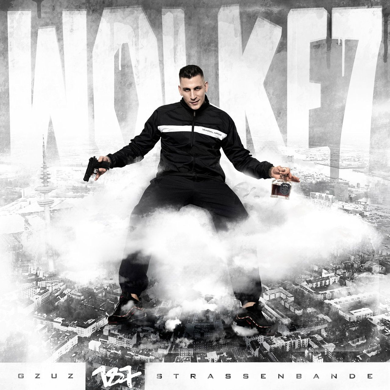 Gzuz - Wolke 7 album cover