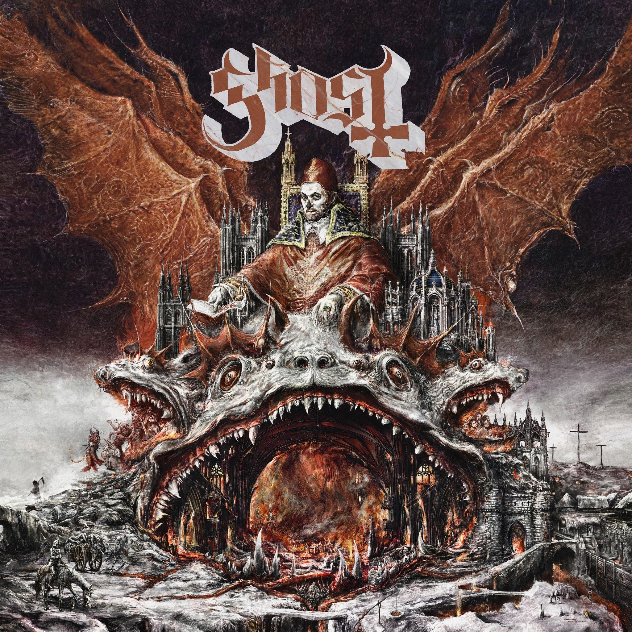 Ghost - Prequelle album cover