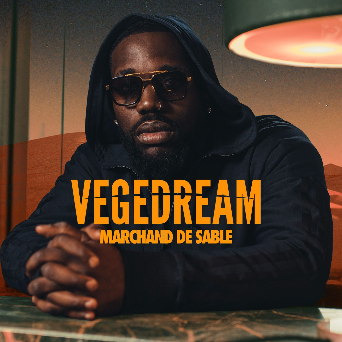 Vegedream - Marchand De Sable album cover