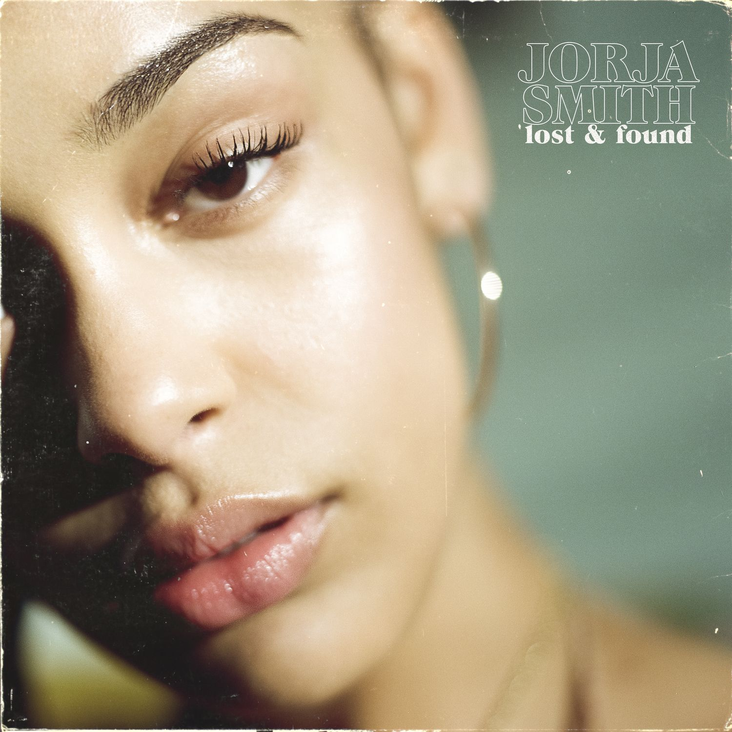 Jorja Smith - Lost And Found album cover