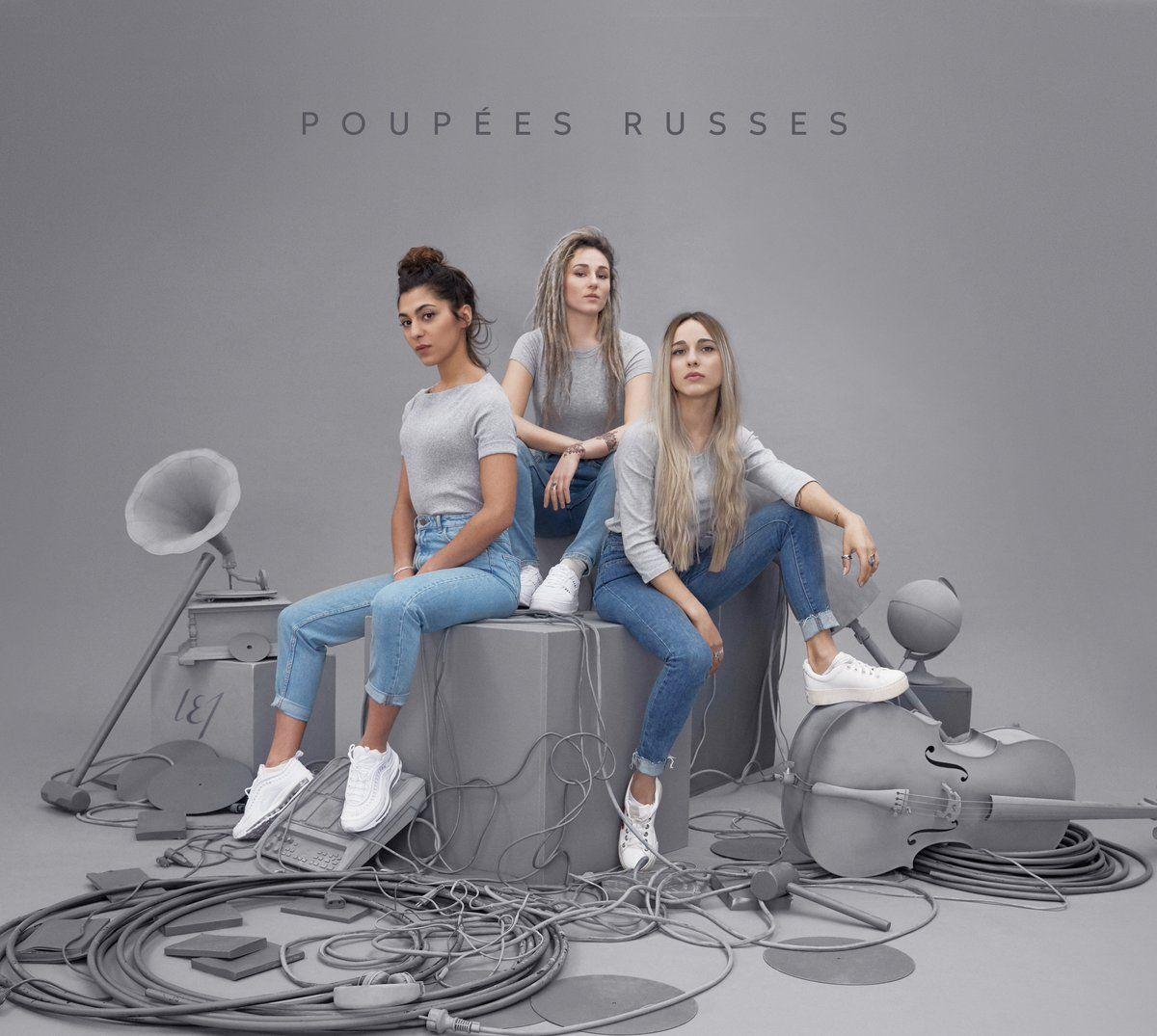 L.e.j - Poupées Russes album cover