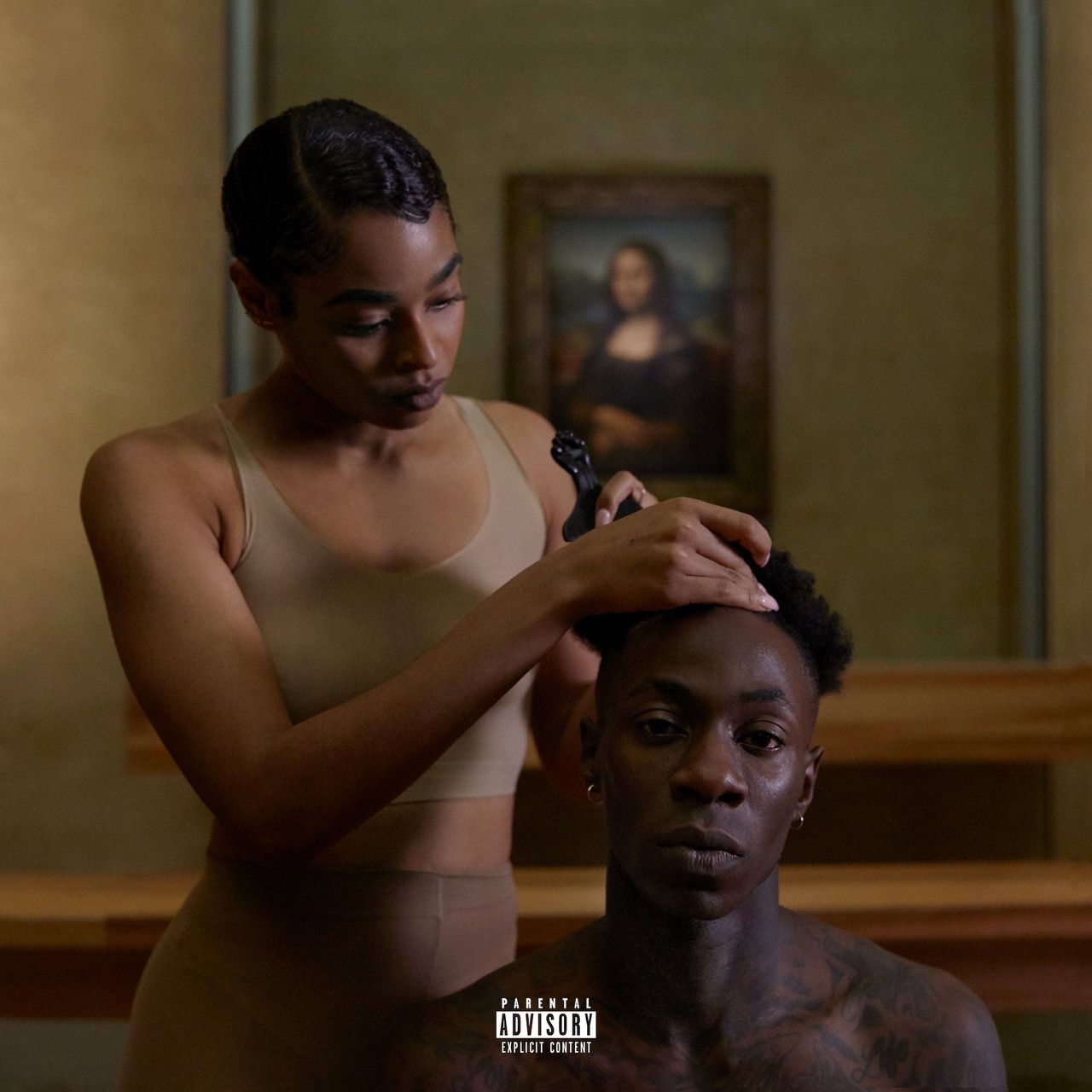 The Carters - Everything Is Love album cover