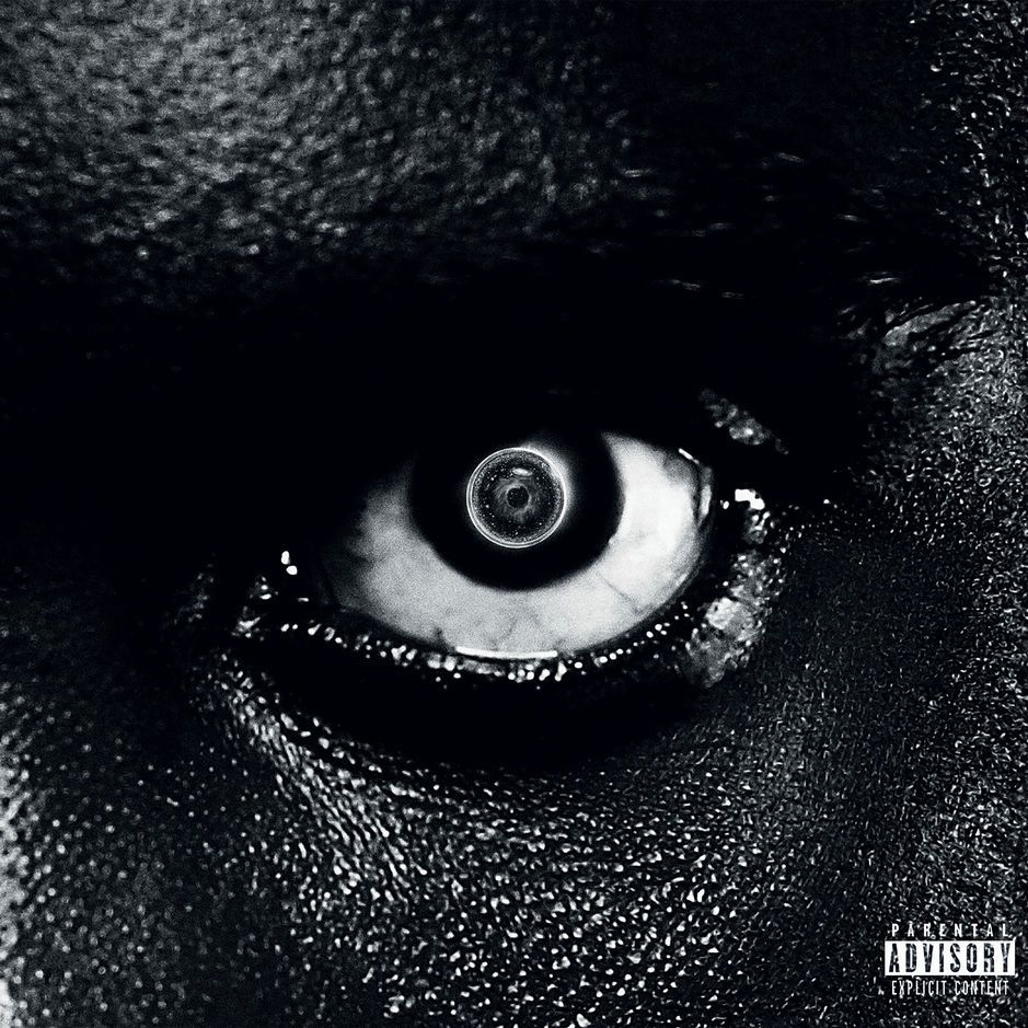 Damso - Lithopédion album cover