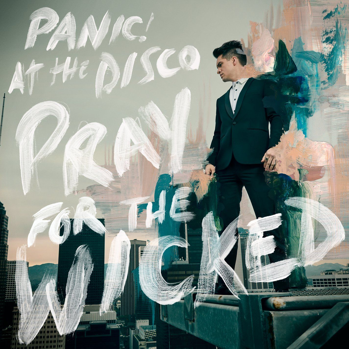 Panic! At The Disco - Pray For The Wicked album cover