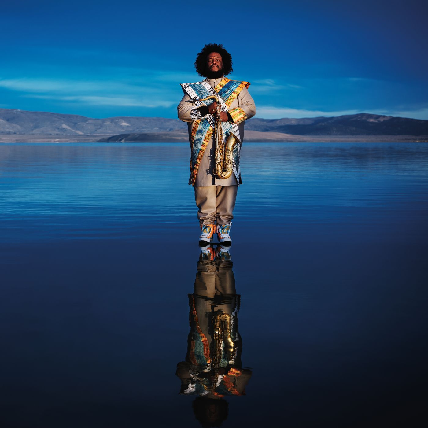 Kamasi Washington - Heaven And Earth album cover