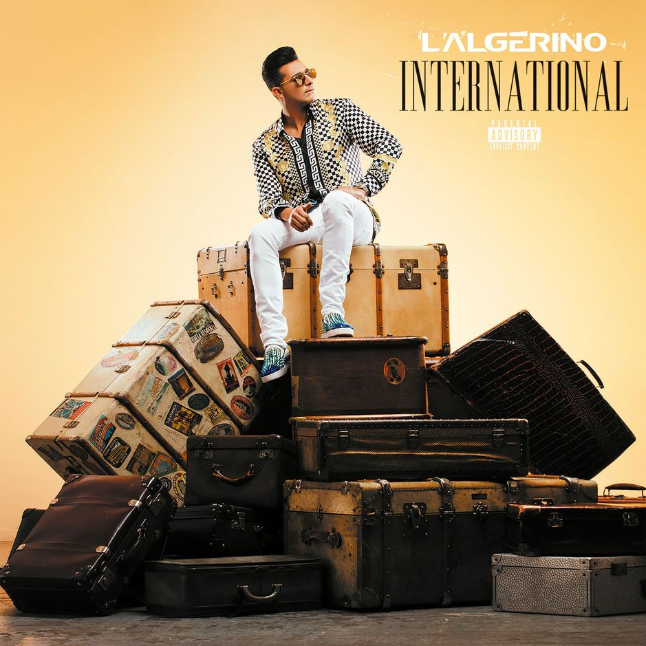 L'algerino - International album cover
