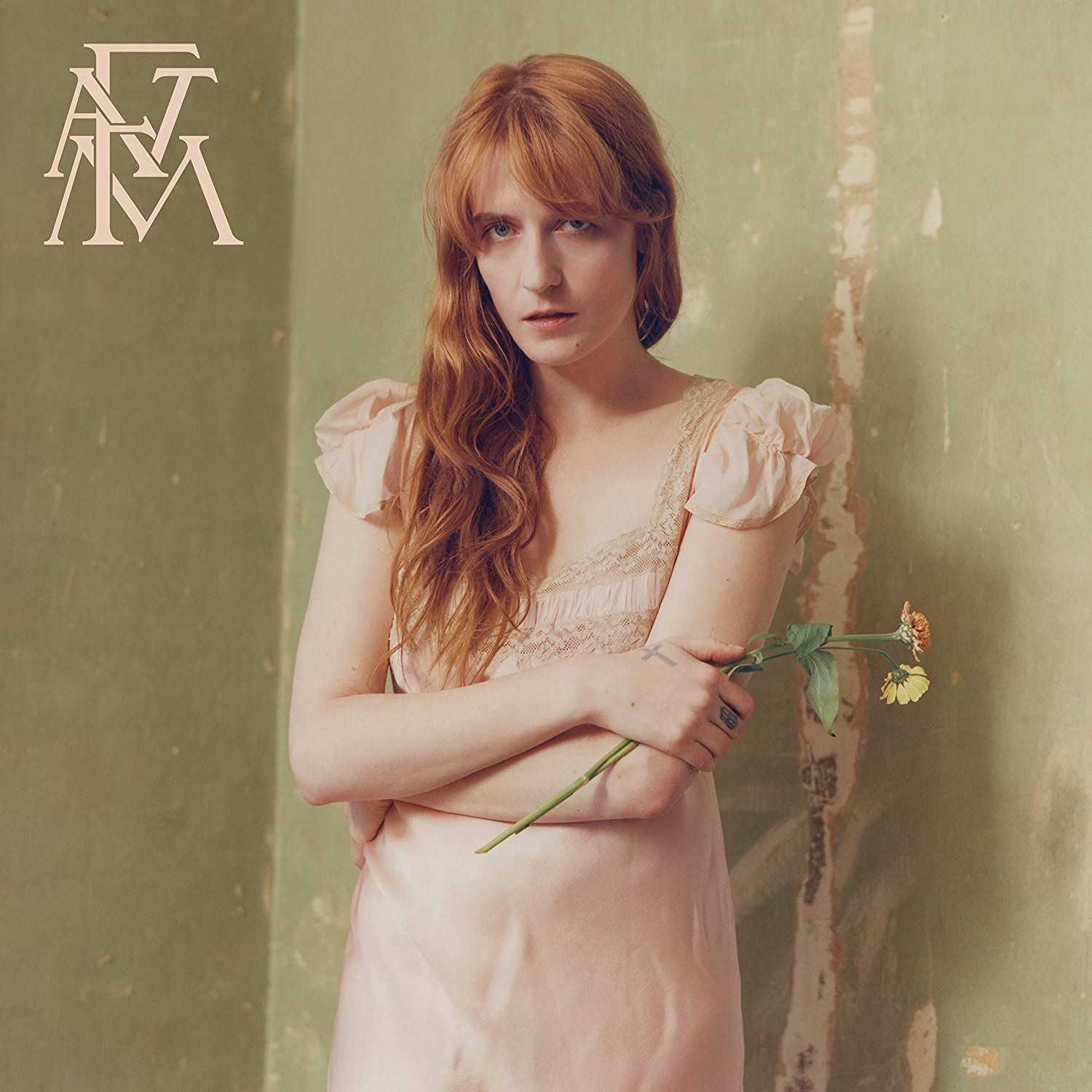 Florence + The Machine - High As Hope album cover