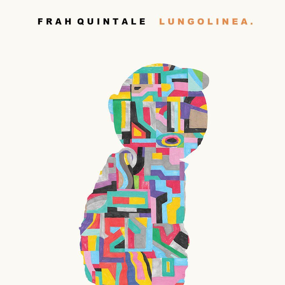 Frah Quintale - Lungolinea. album cover