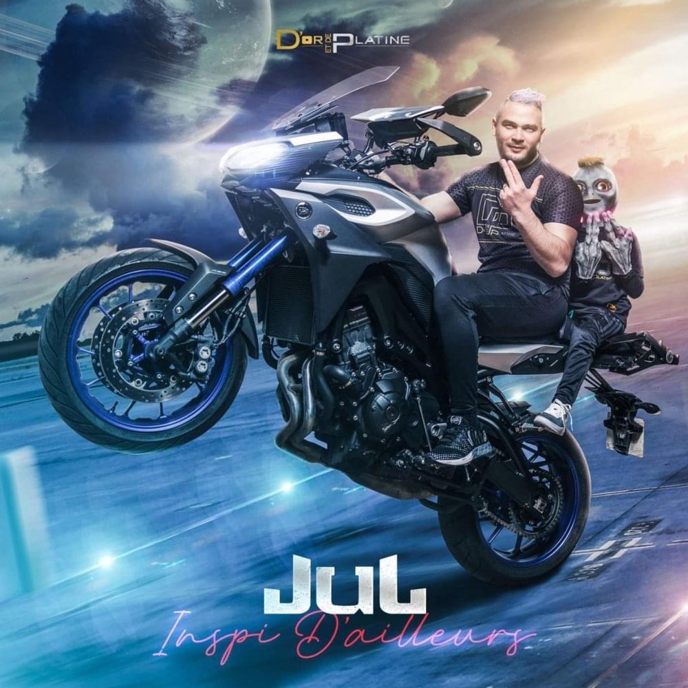Jul - Inspi D'ailleurs album cover