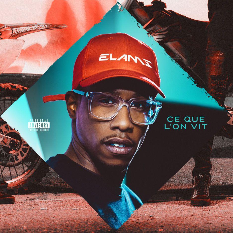 Elams - Ce Que L'on Vit album cover